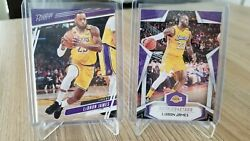 2019 20 Chronicles Panini Prestige and Rookies amp; Stars Lebron James Lot of 2 $7.00
