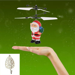 USB Hand Control Flying UFO Ball Infrared RC Drone Helicopter Toy Game $13.24