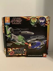 NANO COMBAT INFRARED REMOTE CONTROLLED HELICOPTERS DANBAR AIR GHOST SNOW $49.99