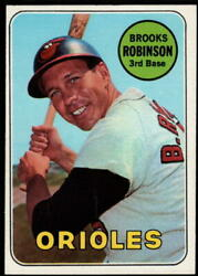 1969 Topps Baseball Pick A Player Cards 321 664 $62.99