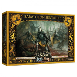 A Song of Ice and Fire Miniature Game Baratheon Sentinels NIB $28.00