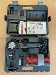 Bristle Blaster Electric kit SE 660 BMC 120V US 2 blade plug NEW $750.00