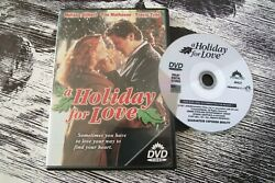 A HOLIDAY FOR LOVE DVD Melissa Gilbert Tim Matheson Travis Tritt Nice $11.01