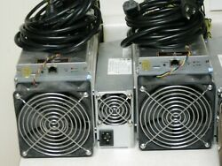 BITMAIN ANTMINER S9 13.5TH s APW3 POWER SUPPLY AND CORD SHIPPING FROM USA $100.00