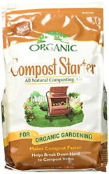 Espoma Organic Traditions Compost Starter 4 lb Bag BE4 $26.49