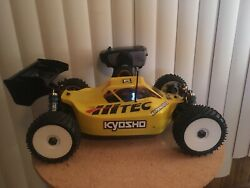 Kyosho Inferno MP9 TK14 electric rc 1 8 car hand built $1295.00