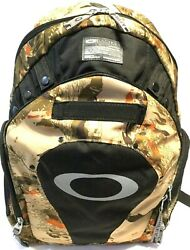 RARE OAKLEY TACTICAL FIELD GEAR BACKPACK Camouflage w Black Trim Hiking Pack $219.99