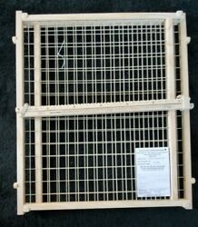 Evenflo Position amp; Lock Wide Baby Pet Doorway Gate 31 50quot; x 31quot; NEW $24.99