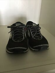 Brooks Ghost 10 Womens Size 8 Black Pink $20.08