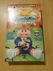 2020 Topps Garbage Pail Kids GPK CHROME OS3 factory sealed 24 pack HOBBY box $114.99