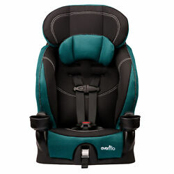 Evenflo New Chase Lx Harnessed Booster Car Seat Jubilee $64.99