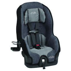 Evenflo New Tribute 5 Convertible Baby Car Seat Saturn $69.99