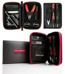 COIL MASTER DIY KIT MINI Multi function screwdrivers Coiling rods Much More $28.95