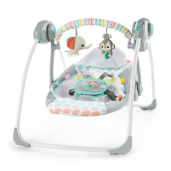Whimsical Wild Portable Swing Top Quality Baby Bouncer Baby to Toddler $63.99