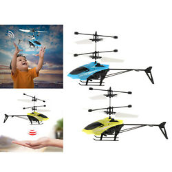 2 Pieces Mini Flying Ball RC Toys Drone Induction Helicopter Outdoor Game $15.32