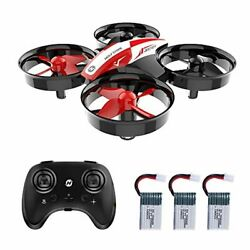 Mini Drone RC Nano Quadcopter Drone Kids Beginners RC Helicopter Plane Hover $44.43