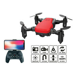 Z10 Rc Quadcopter HD Foldable Drone Altitude Hold Headless Gesture Control $107.98