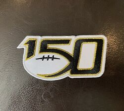 College Football 150th Anniversary Jersey Patch
