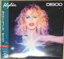 Kylie Minogue Disco Japan Bonus Track Edition New CD Bonus Track Japan