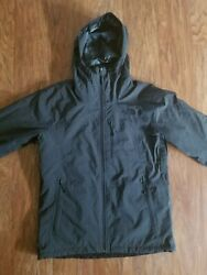 The North Face Thermoball 3 in 1 Triclimate Jacket Small Dark Grey Black $179.99
