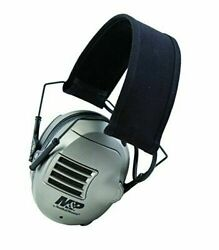 Smith amp; Wesson Mamp;P 110041 Alpha Electronic Ear Muff $39.99