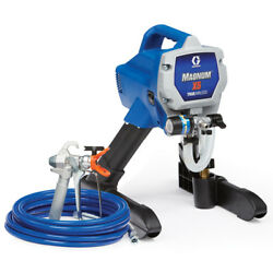 Graco Magnum X5 Electric Airless Paint Sprayer 262800 w 1 yr Wty Grade A B $197.00