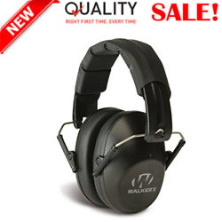 Noise Cancelling Headphones Ear Muffs For Shooting Hearing Protection Defenders $14.88