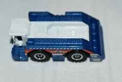 Matchbox 2014 Blue Runway Wrangler MB973 Made in Thailand