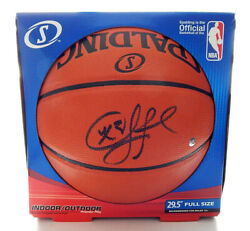 Chris Paul Signed Spalding Official NBA Basketball Auto Autograph Steiner COA $99.99