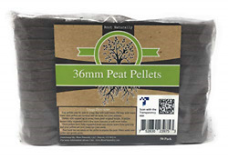 Root Naturally 36mm Peat Pellets 50 Count $23.65