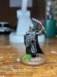 song of ice and fire miniatures painted—Bolton Black fort Gaurdian $10.99