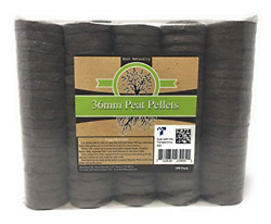 Root Naturally 36mm Peat Pellets 100 Count $38.92