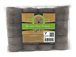 Root Naturally 50mm Peat Pellets 25 Count $22.38