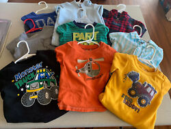 17 PC Infant Boys 12 18 Month Fall Winter clothing Lot $24.99