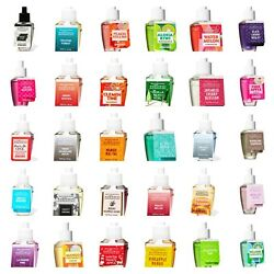 Bath and Body Works Wallflowers Refills 2 Pack * Singles *. Free Shipping $12.99