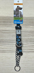 """RC Pet Products Training Collar Small 7"""" 9"""" Pitter Patter Chocolate NWT $10.50"""