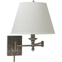 House of Troy WS763 AS Decorative Wall Swing Wall Sconce Antique Silver $224.00