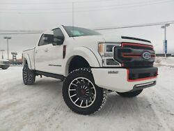 2021 Ford F 250 Harley Davidson Edition By Tuscany $113650.00