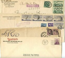 1918 1970 COMMERCIAL COVER LOT