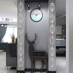 10pcs Set Modern Stickers Decal Paste Background Wall Room Decor Fashion DIY $3.51