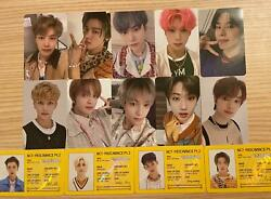 NCT 2020 : RESONANCE Pt. 2 Official Photocards DEPARTURE VER US SELLER $30.00