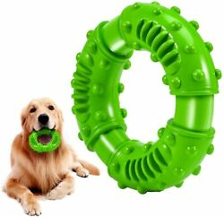 Indestructible Chew Toys for Aggressive Chewers Dog Toys Chewing Tough Rubber $15.99