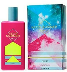 Rue 21 Neon Summer For Her EDP Perfume 1.7oz NEW in Box Rare Discontinued $89.99