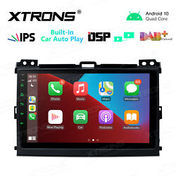 Android 10 9quot; Car GPS Radio Stereo 32GB Car Auto Play For LEXUS GX470 2002 2009 $255.99