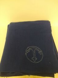 ITALIAN MILITARY 100% Wool SURPLUS NAVY SUBMARINER BLANKET Grade 1 $74.99