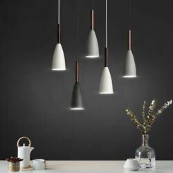 Pendant Lighting Nordic Minimalist 3 Lights Table Kitchen Island Hanging Lamps $70.19