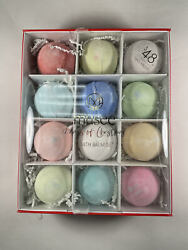 MUSEE 12 DAYS OF CHRISTMAS 12 PC BATH BALM SET $20.50