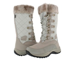 Pacific Mountain Women#x27;s Whiteout Water Resistant Winter Fashion Snow Boots $100.00