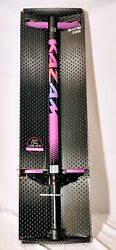 PURPLE Kazam Pogo Stick Bouncer Boy Girl Toy Slip Resistant Balancer New In Box $32.99