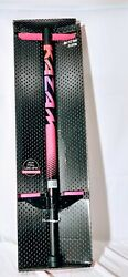 PINK Kazam Pogo Stick Bouncer Boy Girl Toy Slip Resistant Balancer New In Box $32.99